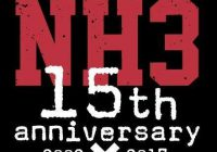Video for the 15th Anniversary by NH3
