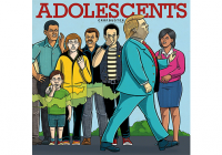 Review: Adolescents – Cropduster