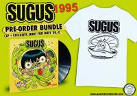 Monster Zero released new SUGUS album with an exclusive bundle
