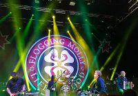 Fireball Fuelling the Fire Tour: Flogging Molly, The Bronx, Face to Face | O2 Empire Shepherd's Bush, London | December 2nd, 2018