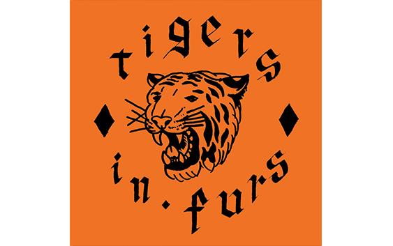 tigers in furs