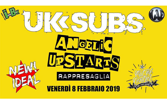 uk suns ungelic upstarts rappresaglia