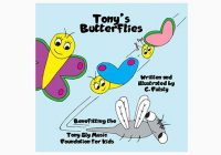 """Tony's Butterfly"" book to be translated into Italian"