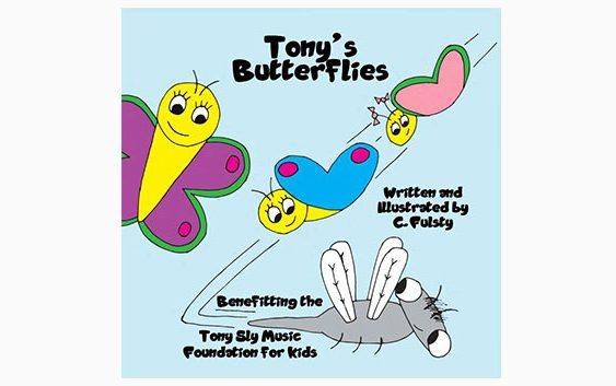 tony's butterfly tradotto