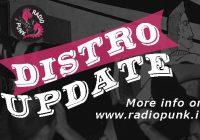 Distro Update! Ultimi arrivi in distro e catalogo completo!