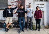 Listen to the new song by Propagandhi!