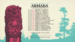 la armada european tour 2019