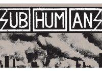 I Subhumans (UK) annunciano il nuovo album!