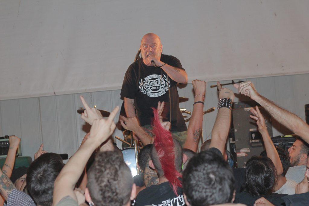 Tuscia Hardcore 2019 radio punk nabat