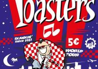 Live Report: The Toasters + Dalton in Rome, Thursday 18th July