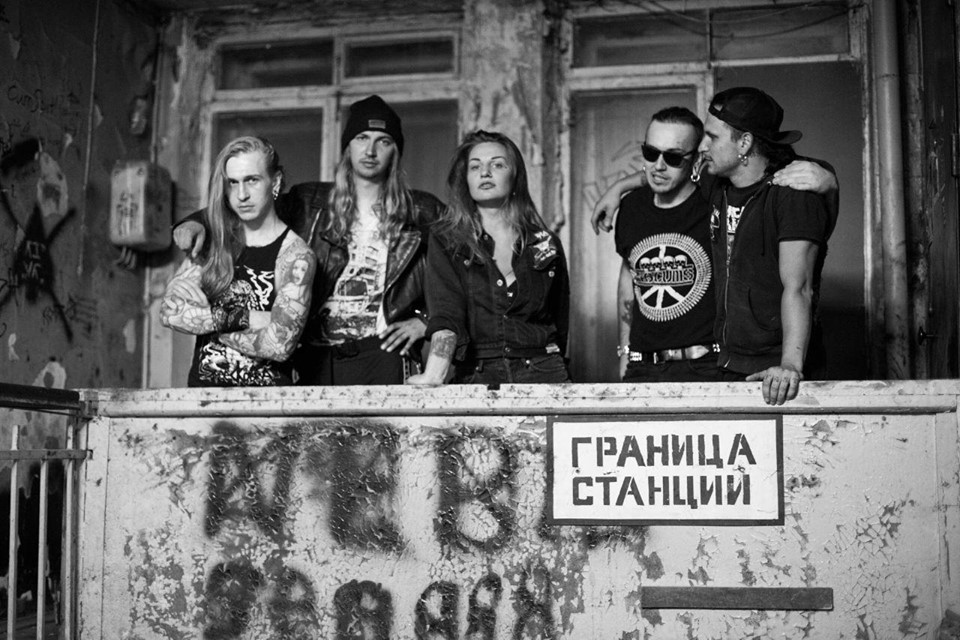 Interview with Kobra from St Petersburg