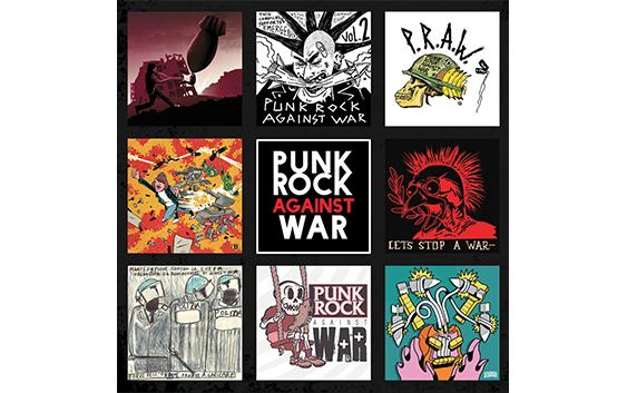 punk rock against war 2 inconsapevole records emergency