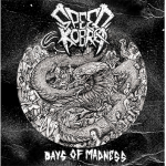 speedkobra days of madness review recensione radio punk