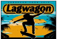 LAGWAGON: Satanic Surfers joined the European tour