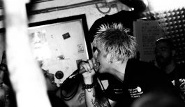 Vecchio Son, Bologna: Punks for Rojava with Milksnake, Omixlh, Excluded, NoWhiteRag