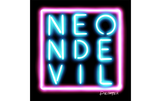 neon devil doc hammer radio punk
