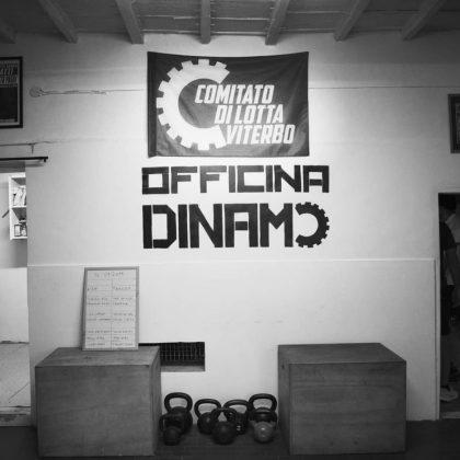 foto officina dinamo aggregazione, sport, militanza punk hardcore