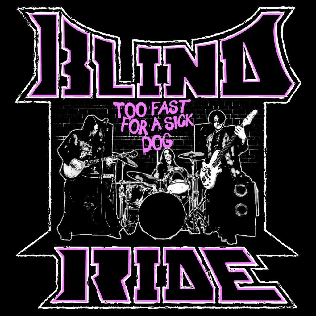 blind ride cover artwork