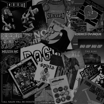 foto copertina novità punk