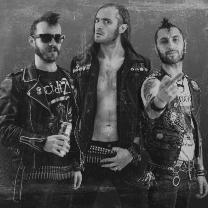 overcharge punk band