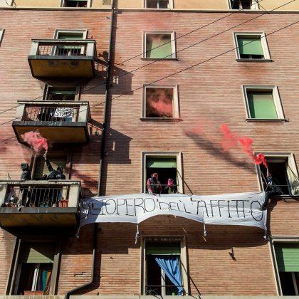 rentstrike bolognina - sciopero dell'affitto bolognina